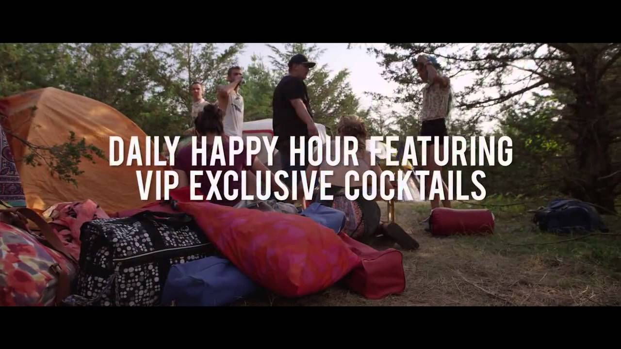 Summer Set Music & Camping Festival 2015 | The Woods VIP Camping Experience