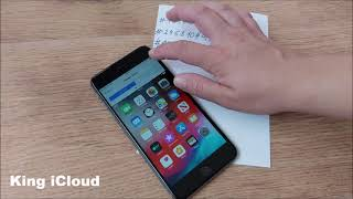 3 STEPS!!! iCloud Activation Lock Unlock iPhone 4 4s 5 5s 5c 6 6s 7 8 x Any iOS August 2019✔