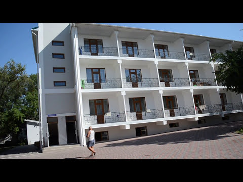 Санаторий «Золотой берег» Евпатория. Наши апартаменты.