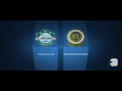 GOL PARADE Serie A - 7^ | Alitalia Calcio VS Zio Mauro Maccarese