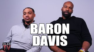 Baron Davis on Growing Up in South Central LA Around Both Bloods and Crips (Part 3)
