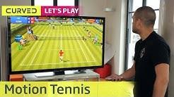 Wir spielen Motion Tennis Cast mit dem Chromecast