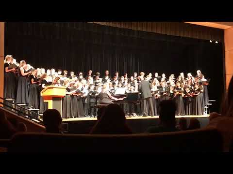 cary choral classic 2016-17 at GHHS