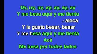 Gerardo Ortiz - Y Me Besa Karaoke Demo