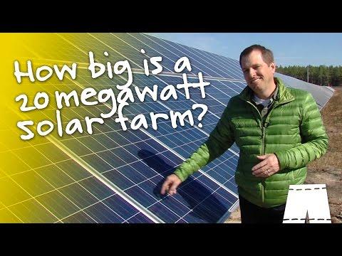120 Acre Solar Farm In Camilla, Georgia | GreenShortz