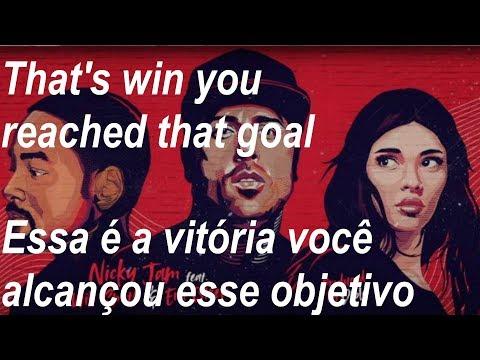 It Up - Nicky Jam feat Will Smith & Era Istrefi 2018 FIFA World Cup RussiaTradução