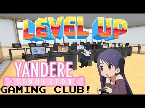 THE GAMING CLUB UPDATE! | Yandere Simulator