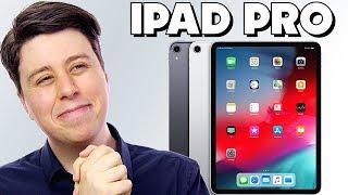 iPad Pro 2018 - PARODY