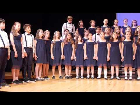 TRT İzmir Radyosu Çoksesli Çocuk Korosu - Mozart Akademi 3.Polifonik Korolar Şenliği