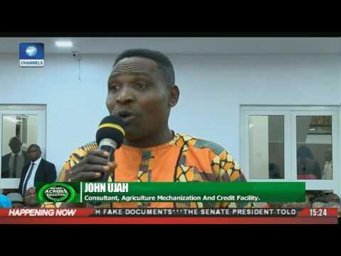 News Across Nigeria: Gov Bello Meets With Farmers