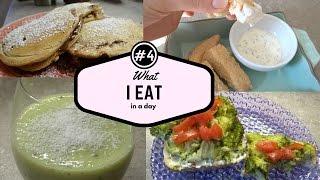 What I eat in a day - Cosa mangio in un giorno- day#4
