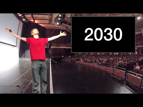 2030: Privacy's Dead. What happens next?