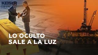 Lo oculto sale a la luz - Keiser Report en español (E1474) Video