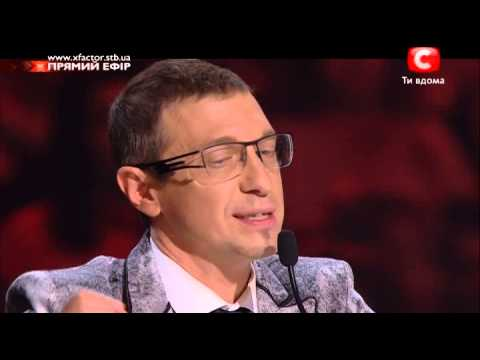 3 эфир 06 - Aida Nikolaychuk X Factor 3