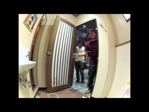 厚木PAのトイレ