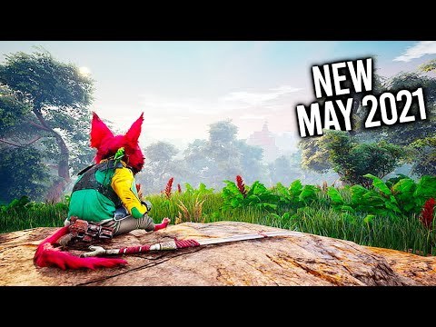Top 8 NEW Games of May 2021