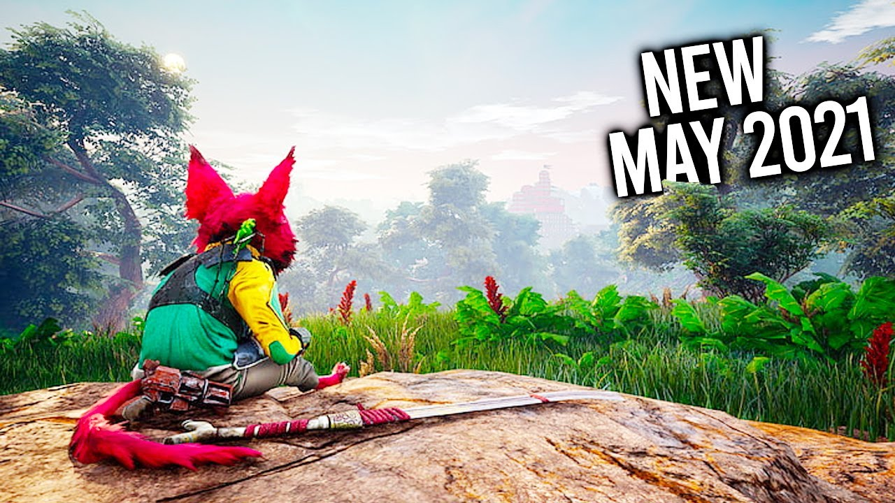 Download Top 8 NEW Games of May 2021