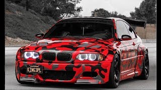Widebody BMW E46 M3