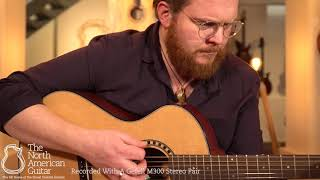 Andrew White Cybele 100 NAT Acoustic Guitar Played By Ben Smith (Part Two)