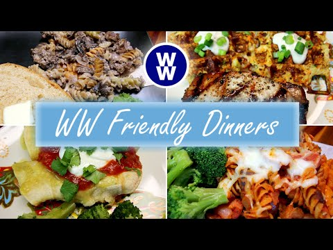 what's-for-dinner?-#4-|-quick-and-easy-ww-meals-|-weight-watchers