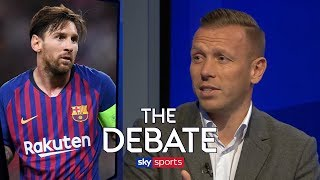 Is Messi the greatest player of all-time? | Craig Bellamy & Steve Sidwell | The Debate