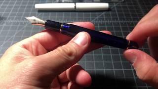 Gambar cover Platinum Fountain Pens: $150 vs $50 vs $3