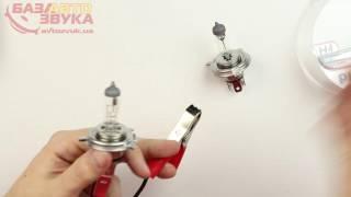 Галогенная лампа Philips H4 VisionPlus 12V 12342VPS2