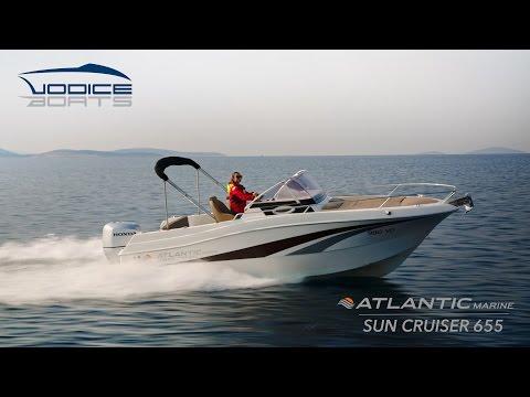 Atlantic Marine Sun Cruiser 655