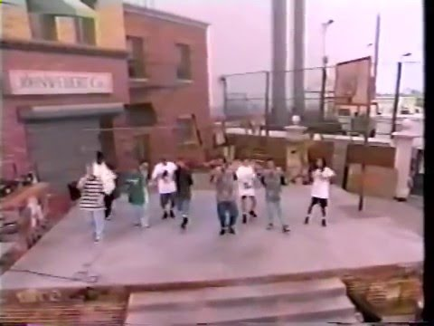 Backstreet Boys perform I Got To Get It 1994