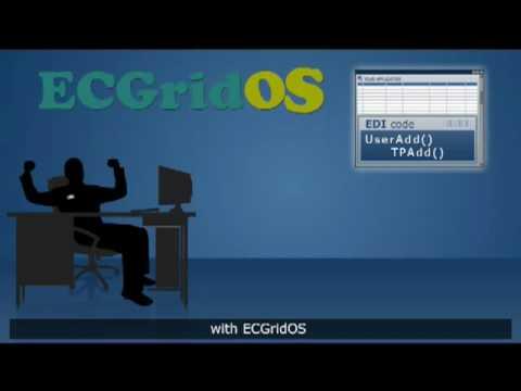 ECGridOS Video With Edison Carter
