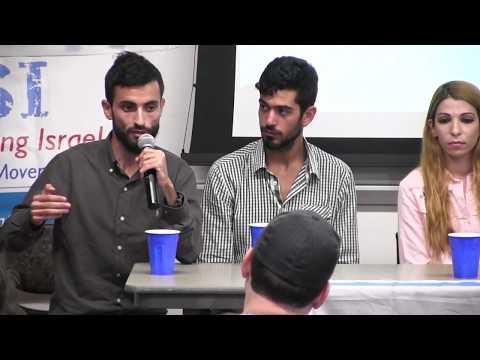 Arabs of Israel tell U Calif: 'Our lives are good! Ignore leftist teachers & activists' agendas!'