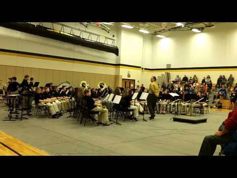 Avon Intermediate School West Band 2