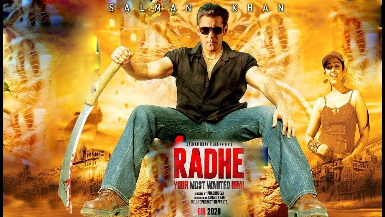 Radhe Movie Download