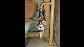 Установка счётчиков воды в Орехово-Зуево(Установка счетчиков на воду! Мы занимаемся установкой счетчиков воды и техническим обслуживанием. Ликино..., 2014-10-01T10:14:21.000Z)