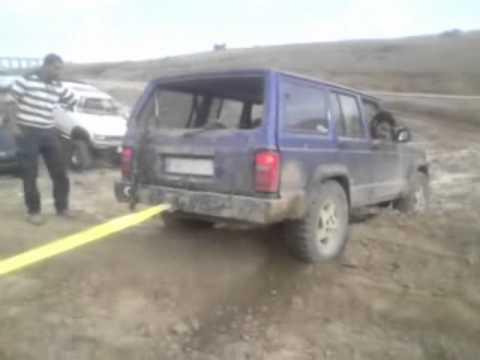 Jeep Cherokee Vs Chevy Blazer K5 Youtube
