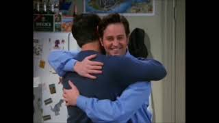 best of joey and chandler bloopers