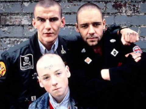 Romper Stomper Soundtrack - Pulling on the Boots