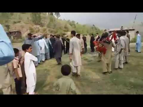 Hazara Culture Kumbar In Marriage Ceremony Naseer Tanoli Sherwan Bachah Khurd