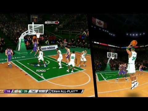 NBA Live 09 All-Play ... (Wii)