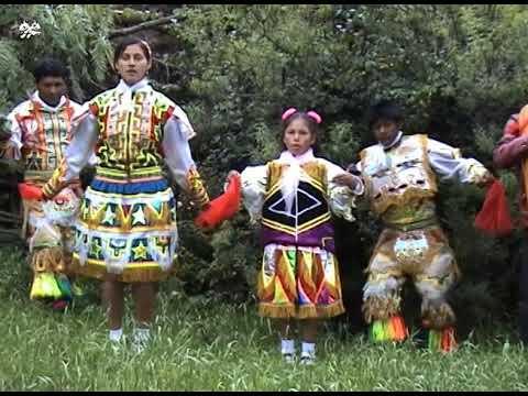 QORY CHICCHI: Palomita Blanca (Pascua SALCAHUASI Tayacaja HVCA) Yasmin Tello Colqui, Nilda Colqui