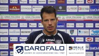 U.S. Lecce: 01-06-17 Intervista a Costa Ferreira