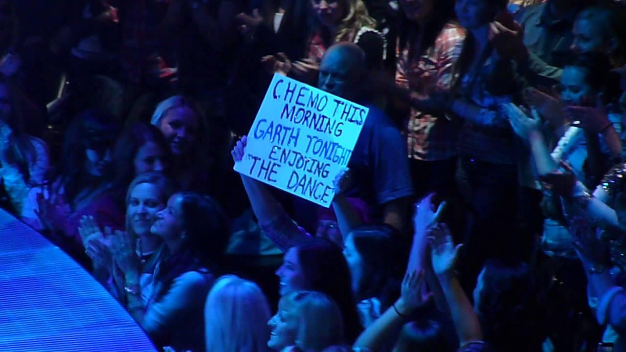 Garth Brooks - The Dance - Kick Cancer's ASS!