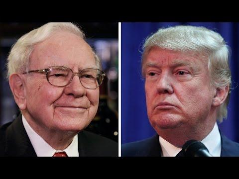 Warren Buffett's Tax Facts for Donald Trump