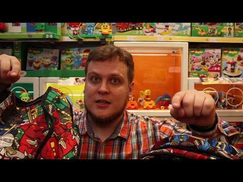 Готовимся к школе вместе с LEGO® (Часть 1)