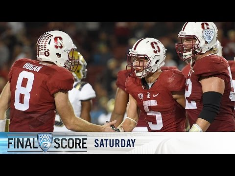 Highlights: Stanford football, Christian McCaffrey have record night in win over UCLA