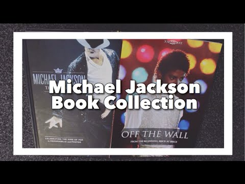 Michael Jackson Book Collection // 2016