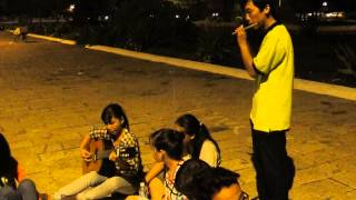 """[KNYT] - Giao lưu sau chương trình từ thiện """"Mùa hè cho em - Chắp Cánh ước mơ"""" part 5"""