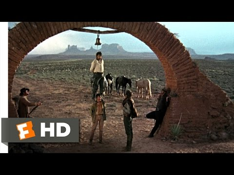Once Upon a Time in the West (7/8) Movie CLIP - Harmonica's Flashback (1968) HD