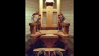 Казнь №1220 на электрическом стуле -крики.