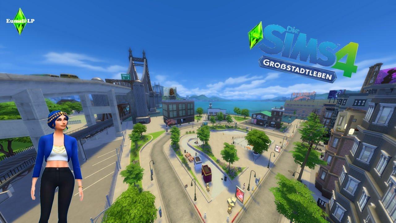 Lets Play Sims 4 Großstadtleben Part 3 Koboldalarm Youtube